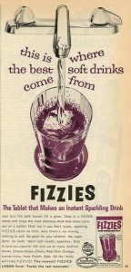 Hmmm...I'm thinking Fizzies was the predecessor of Pop Rocks. How about you?