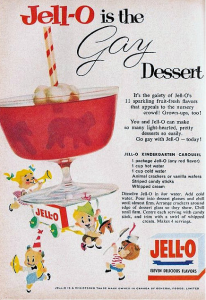 I make no judgement on the sexual preferences of Jell-O.