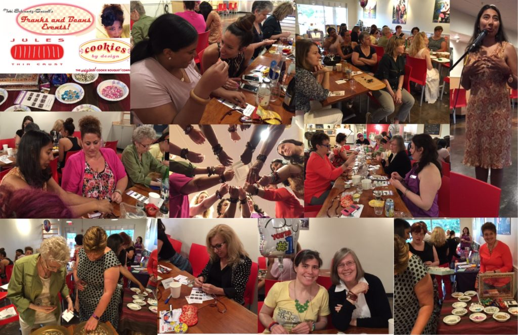 Jewelry Dinner-June 6 2016 Pix Collage