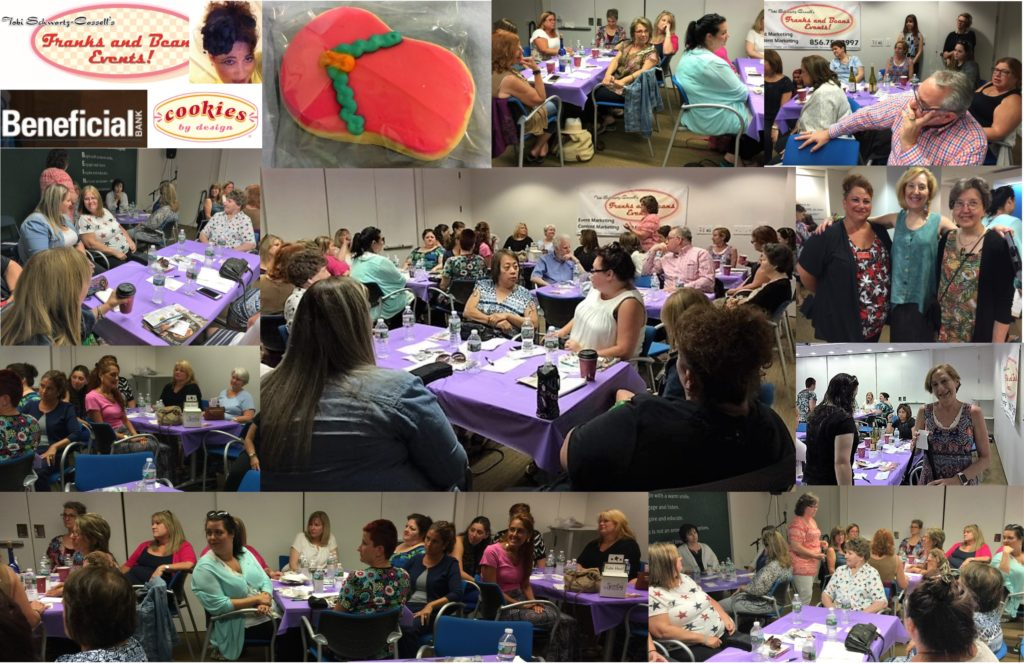 Psychic Dinner 10 (23)-July 18 2016 Pix Collage
