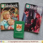 S&H Green Stamps Ideabooks
