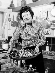 Julia Child I am not. But I do enjoy cooking when I'm on vacation.  (AP Photo, File)