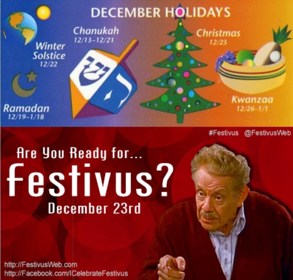 Christmas Hanukkah Kwanzaa And Other Holidays.Please Please Please Wish Me A Merry Christmas Girls