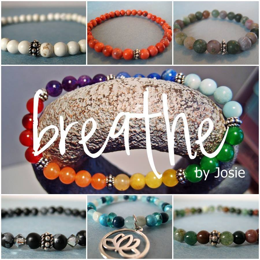 Make and take gemstone bracelets